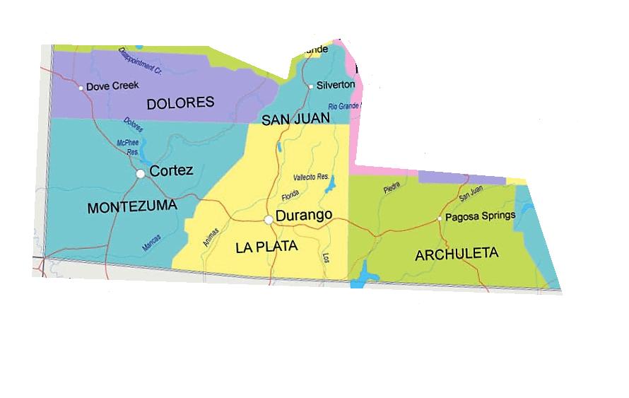 southwest counitees